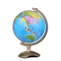 23cm教材同步中文政区地形地球仪