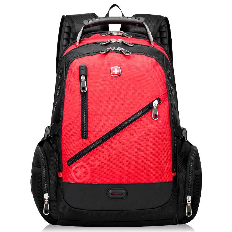 瑞士军刀 双肩包男士旅行背包15.6寸电脑包书包SA7418RE