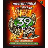 英文原版 Countdown (39 Clues: Unstoppable)