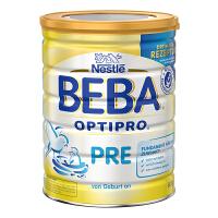 保税区直发 德国Nestlé雀巢BEBA贝巴婴幼儿奶粉Pre段(0-3个月)800g