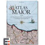 Joan Blaeu Atlas Maior 1665年世界古图集 塔森 UI设计 界面设计 多媒体设计 模切 网页