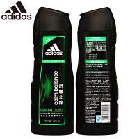 阿迪达斯(adidas) 男士洗发水 控油去屑洗发露 舒缓止痒-*精华-400ml