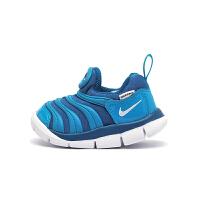 耐克(Nike)儿童鞋毛毛虫童鞋舒适运动休闲鞋343938-419 蓝色