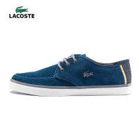 LACOSTE 法国鳄鱼 牛皮革休闲鞋 低帮复古板鞋 男鞋 30SRM4000