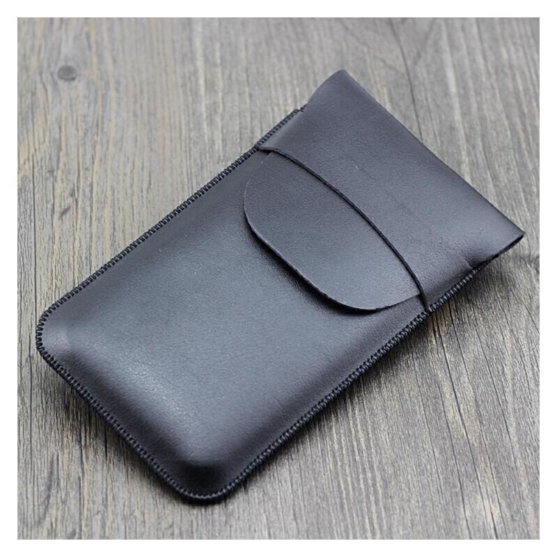防滑落 小米移动电源2代10000毫安保护皮套收纳包配件双USB高配版 黑色 有盖款 不清楚型号的可以问客服拍下备注型号