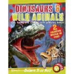 【预订】Ripley Twists: Dinosaurs & Wild Animals