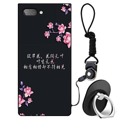黑莓Key2手机壳BlackBerry BBF100-1保护套KEY Two卡通可爱防摔全包硅胶软女