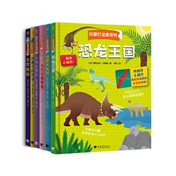 翻翻书·问题百宝箱系列(全6册)