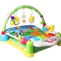 脚踏音乐钢琴婴儿健身架器宝宝游戏毯爬行垫0-1岁玩具抖音