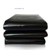 大加厚酒店物业环卫50x 60x80 x100cm超大批发家用垃圾袋黑色大号 50*60 连卷3卷共90只 加厚