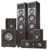 JBL STUDIO 290套装SUB250P/210/235C家庭影院5.1音箱音响影院