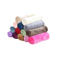 小毛毯单人宿舍床单冬季珊瑚绒办公室午睡毯学生午休盖腿毯子