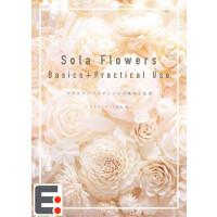 手作花朵基础&应用 日本插花 Sola Flowers Basics+Practical Use 日本艺术画册