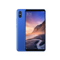 【当当自营】小米Max3 4GB+64GB 深海蓝 移动联通电信4G全网通手机