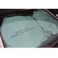 汽车遮阳挡隔热防晒帘夏沃尔沃XC60/S60L/S80L/V60/V40/C30遮光板