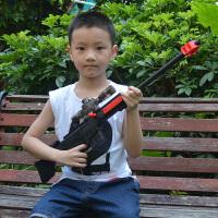 玩具枪儿童可发射 巴雷特冲锋男孩玩具枪