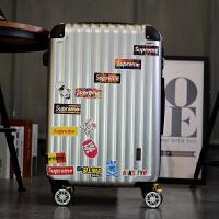 韩版旅行箱男女拉杆24寸行李箱万向轮拉杆箱包20寸登机密码箱学生SN9540