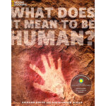 WHAT DOES IT MEAN TO BE HUMAN?(ISBN=9781426206061) 英文原版