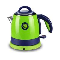 304不锈钢电热水壶 旅游0.8L小型烧水壶 迷你电热水壶