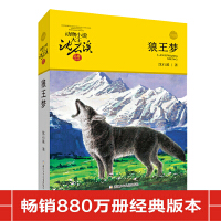 动物小说大王沈石溪・品藏书系:狼王梦(升级版)