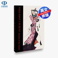 英文原版 伊夫圣罗兰东方之梦时尚服装艺术书 精装 Yves Saint-Laurent: Dreams of the O