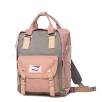 时尚甜甜双肩包妈咪包电脑背包学院风男女学生包防水书包