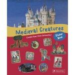 【预订】Medieval Creatures Sticker Book 9783791372815