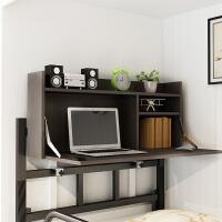 家居生活用品床上书桌宿舍神器懒人电脑桌寝室升降桌上下铺悬空学习桌