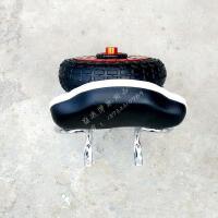摩托车电动车小龟王后货架靠背尾箱后备轮胎欧版改装配件金龟王