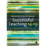 【预订】Successful Teaching 14-19: Theory, Practice and Reflect