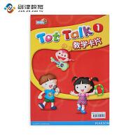 朗文英语直通 tot talk 1级别配套英语卡片 教师卡片 大卡