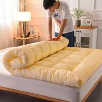 丝棉床垫丝绵加厚家用单人床垫加高寝室椰棕垫榻榻米软垫双人床褥