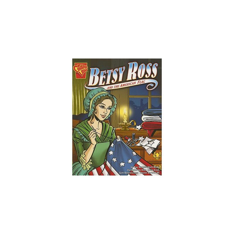 【预订】Betsy Ross and the American Flag 预订商品,需要1-3个月发货,非质量问题不接受退换货。
