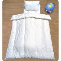 ???棉被幼儿园床上用品被子三件套儿童床被褥棉芯 110cmX140cm