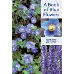 【预订】A Book of Blue Flowers