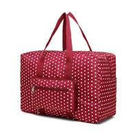 防水拉杆包  手提折叠旅行包  旅行收纳包行李包整理袋  衣服衣物收纳袋