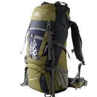 户外登山包双肩男女旅行大容量背囊防泼水户外背包40L