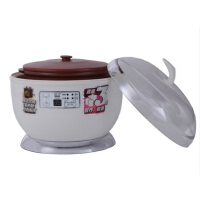 DZ54D18自动紫砂电炖盅1.8L养生隔水电炖锅炖汤