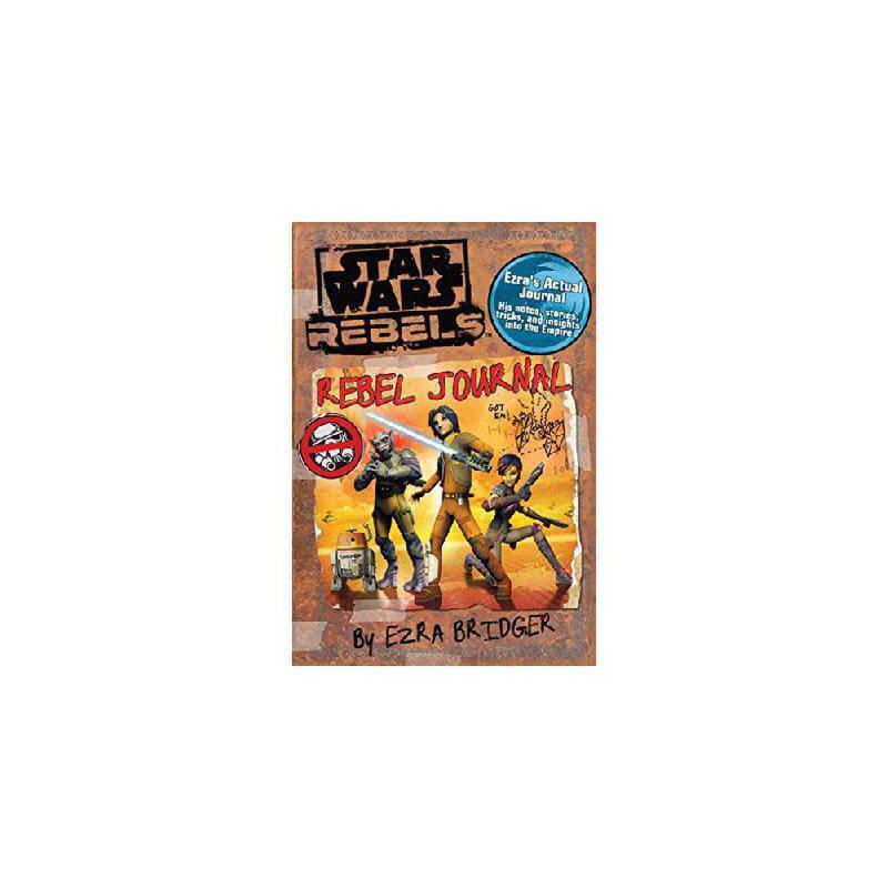 【预订】Star Wars Rebels: Rebel Journal by Ezra Bridger 美国库房发货,通常付款后3-5周到货!
