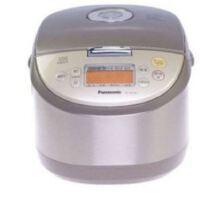 松下(panasonic)电饭煲 SR-JHD181(缎金色)(微电脑操控,IH电磁加热,钻石内胆涂层)