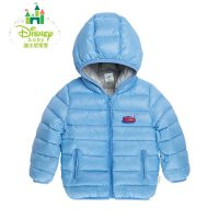 【限时抢:109】迪士尼Disney童装儿童保暖羽绒服冬季男女宝宝外套上衣154S709