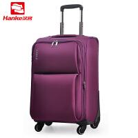 汉客(HANKE)拉杆箱万向轮旅行箱24寸男女行李箱子