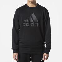 Adidas阿迪达斯 男装 运动休闲圆领卫衣套头衫 DN1449
