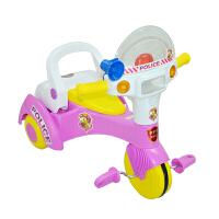 【当当自营】炫梦奇 儿童三轮车 宝宝脚踏车幼儿推车 扭扭车 滑行车溜溜车 XMQ0801粉色