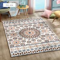 地毯卧室北欧地毯茶几毯欧式可手洗家用床边房间地毯美式客厅地毯