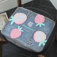 夏日炫彩凝胶透明冰垫家用办公宿舍午睡降温冰凉坐垫汽车沙发椅垫