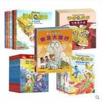神奇校车全套5辑共60册图画书版动画版阅读版4-10岁