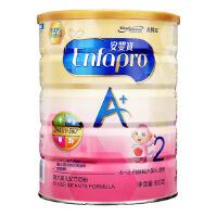 【当当自营】美赞臣 安婴宝A+ 较大婴儿配方奶粉2段 900g/桶(美赞臣二段)