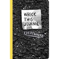 现货 Wreck This Journal Everywhere 进口英文原版 做了这本书 快乐大本营推荐