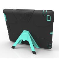 苹果iPad4保护套皮套iPad2/3/4 9.7英寸平板电脑A1396防摔支撑壳